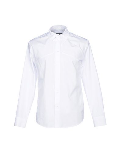 D.GNAK by KANG.D Einfarbiges Hemd Freies Verschiffen Preiswerteste 2tX2THl3