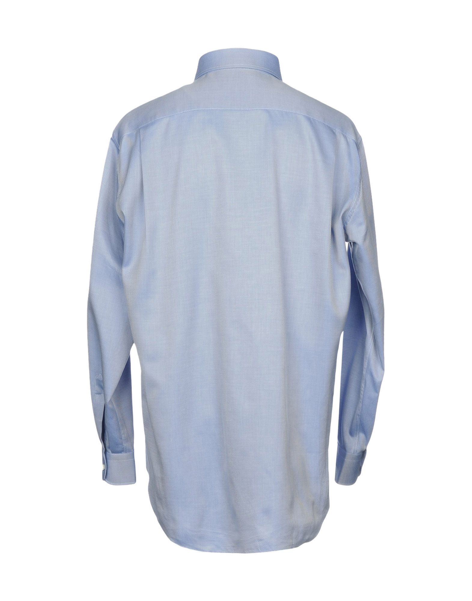 Camicia Camicia Camicia A Righe Gianmarco Bonaga Uomo - 38734908LX bccac3
