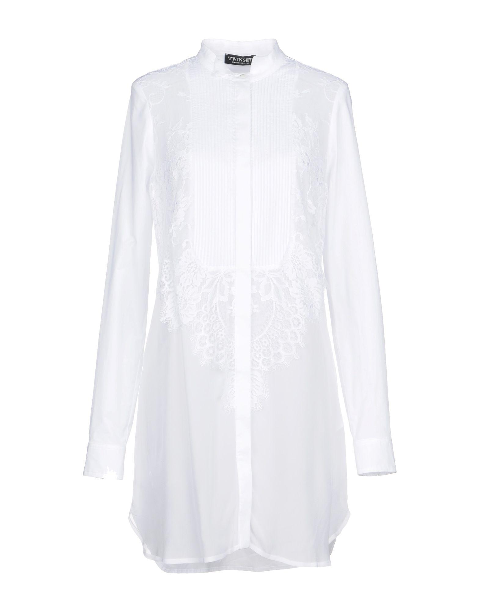 Camicie E Bluse In Pizzo Twin-Set Simona Barbieri Donna - Acquista online su NOc3NYNdN