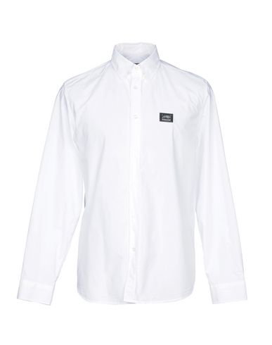 LOVE MOSCHINO - Camicia tinta unita