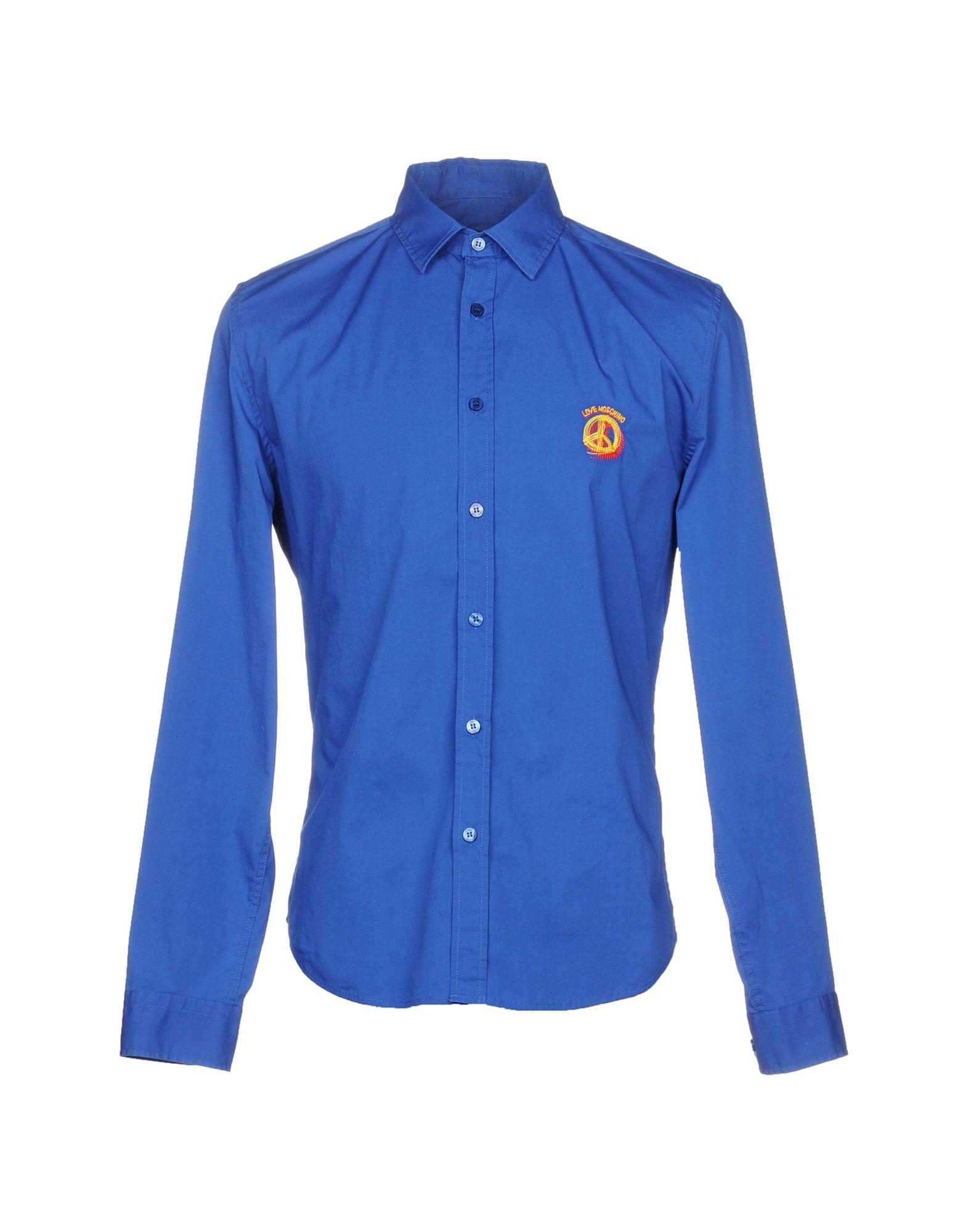 Camicia Tinta Unita   Mos no herren - 38735197GM