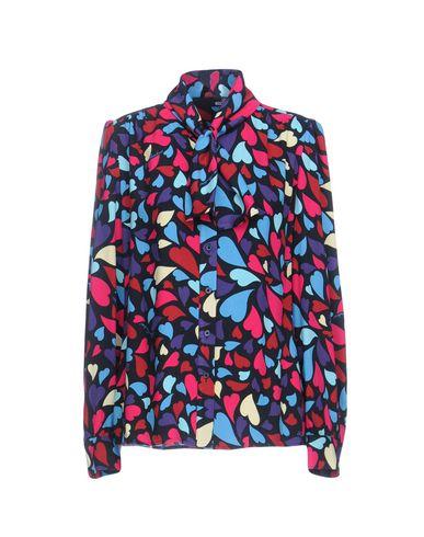 LOVE MOSCHINO Camisas y blusas con lazo