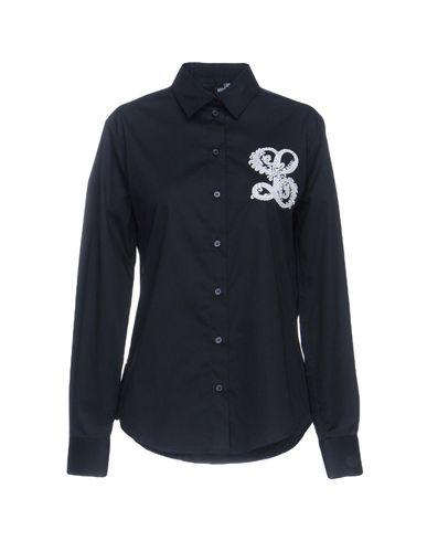Elsker Moschino Skjorter Og Bluser Jevne utløp bestselger utløp offisielle nettstedet Grå fabrikkutsalg online gratis frakt Manchester FVMz8zI6u