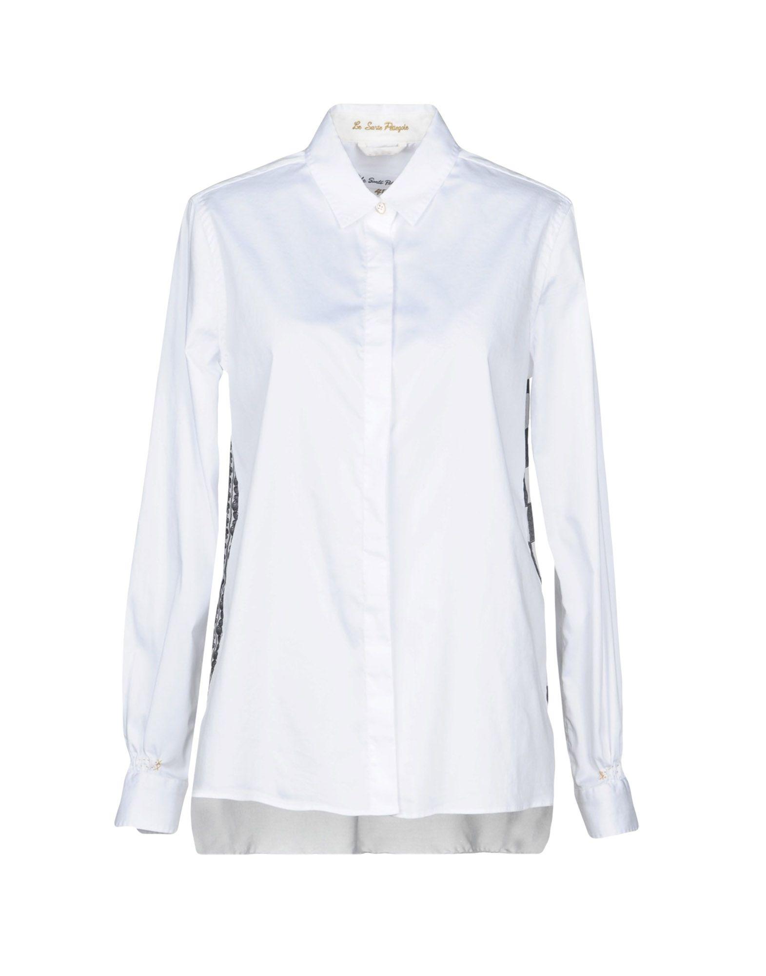 Camicie E Bluse Tinta Unita Le Sarte Pettegole Donna - Acquista online su