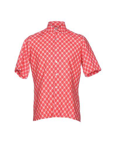 Red Malaspino Camisa De Linfrø klaring for fint billig billig online med mastercard populær klaring ekstremt ozLZ9T