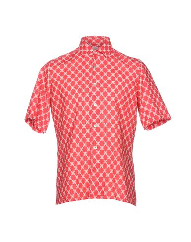 ROSSO MALASPINO Hemd mit Muster
