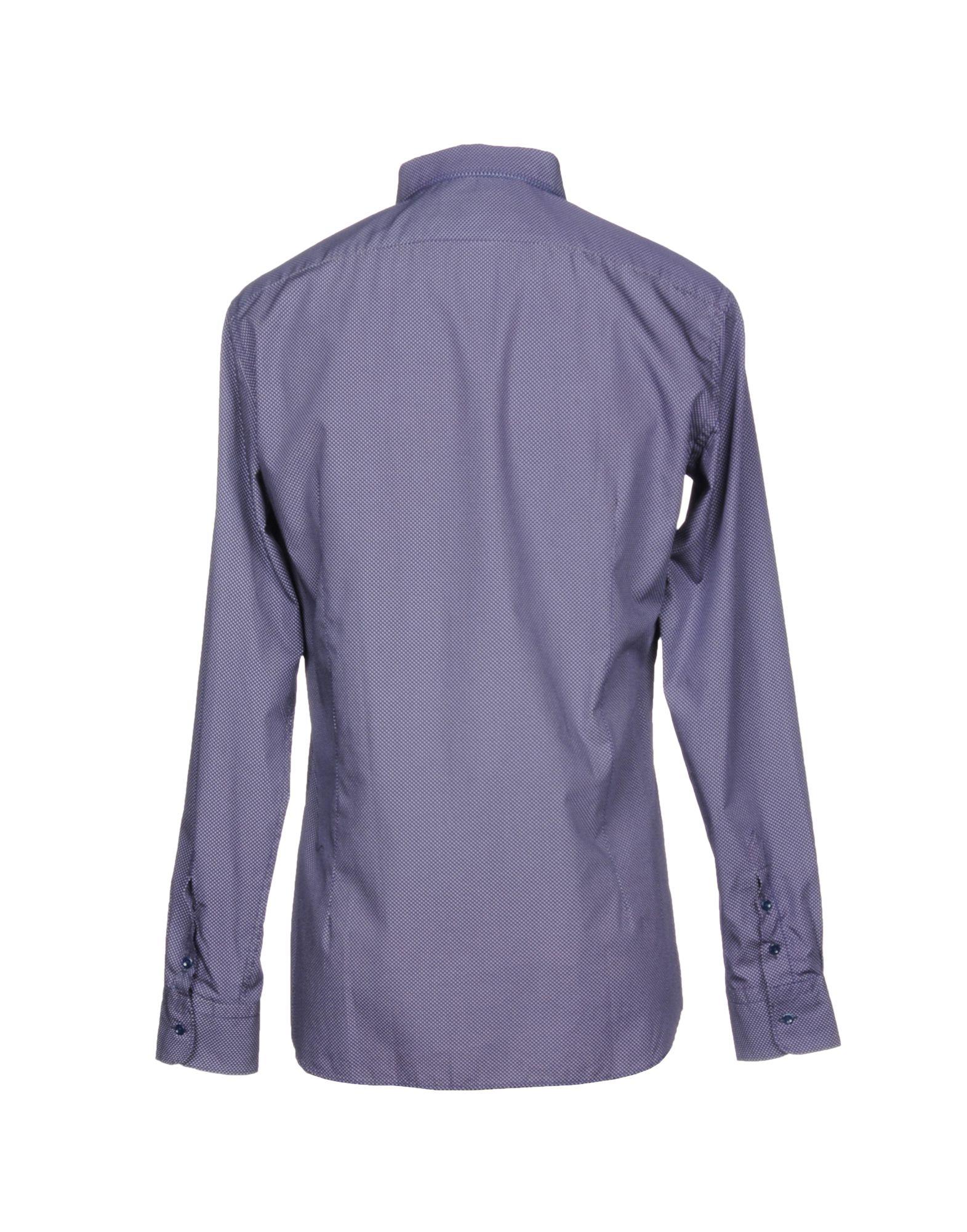 Camicia Fantasia Aglini Aglini Fantasia Uomo - 38735891CL 69d621