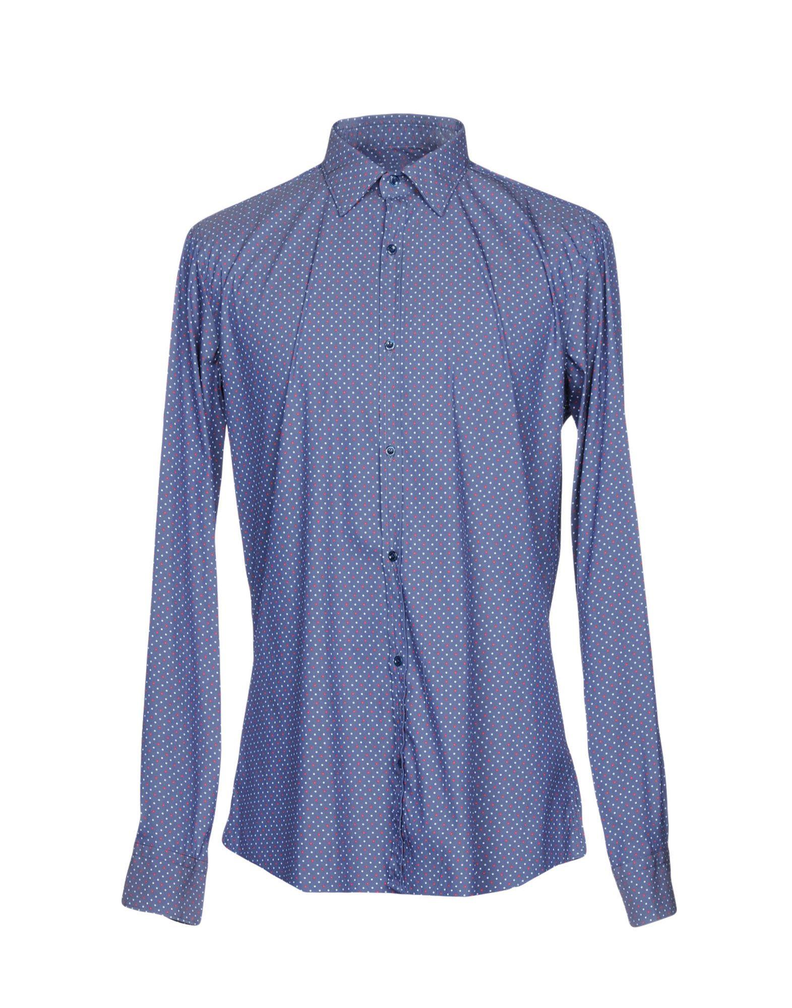 Camicia Fantasia Aglini Uomo Uomo Aglini - 38735896PW b7c38c