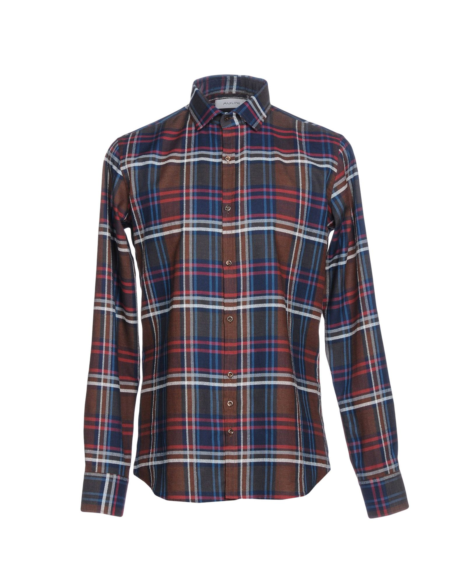Camicia A Quadri Aglini Donna - Acquista online su
