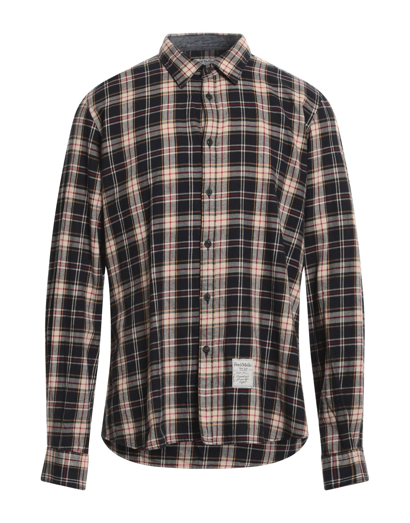 Camicia A Quadri Fred Mello Donna - Acquista online su