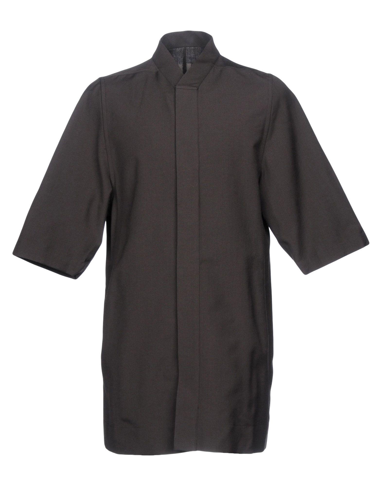 Camicia Tinta Unita Rick Owens Donna - Acquista online su