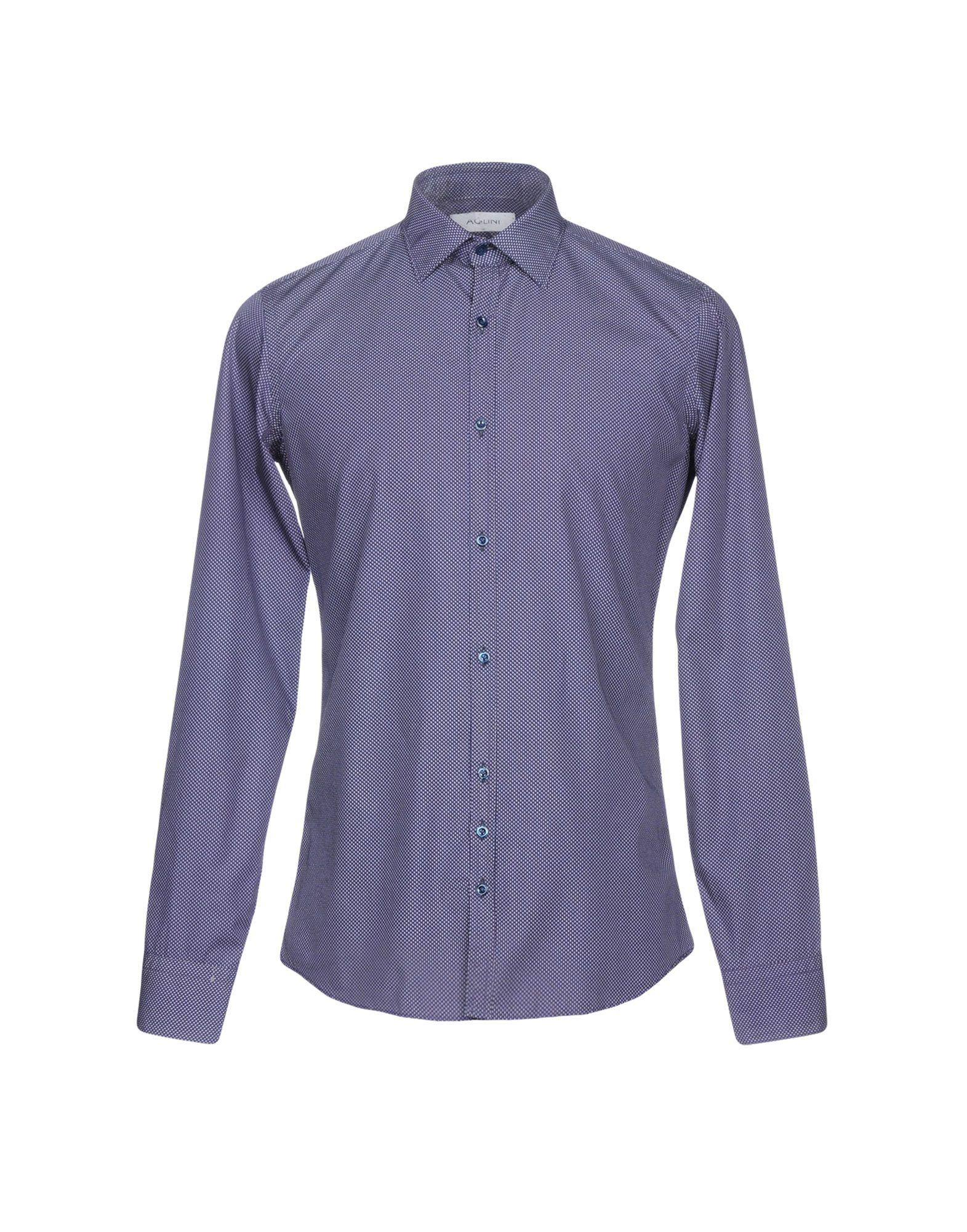 Camicia Fantasia Aglini Uomo - Acquista online su