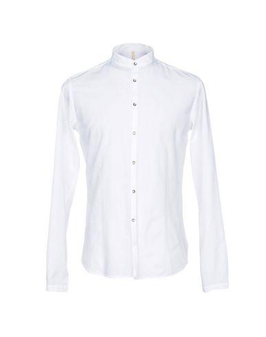 Outlet Factory Outlet MICHAEL COAL Einfarbiges Hemd Verkauf Erschwinglich Großer Verkauf Zum Verkauf mfaQP