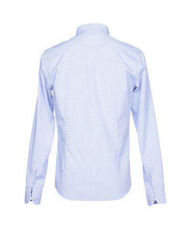 MICHAEL COAL Hemd mit Muster Qualität Original x41NsoowmF
