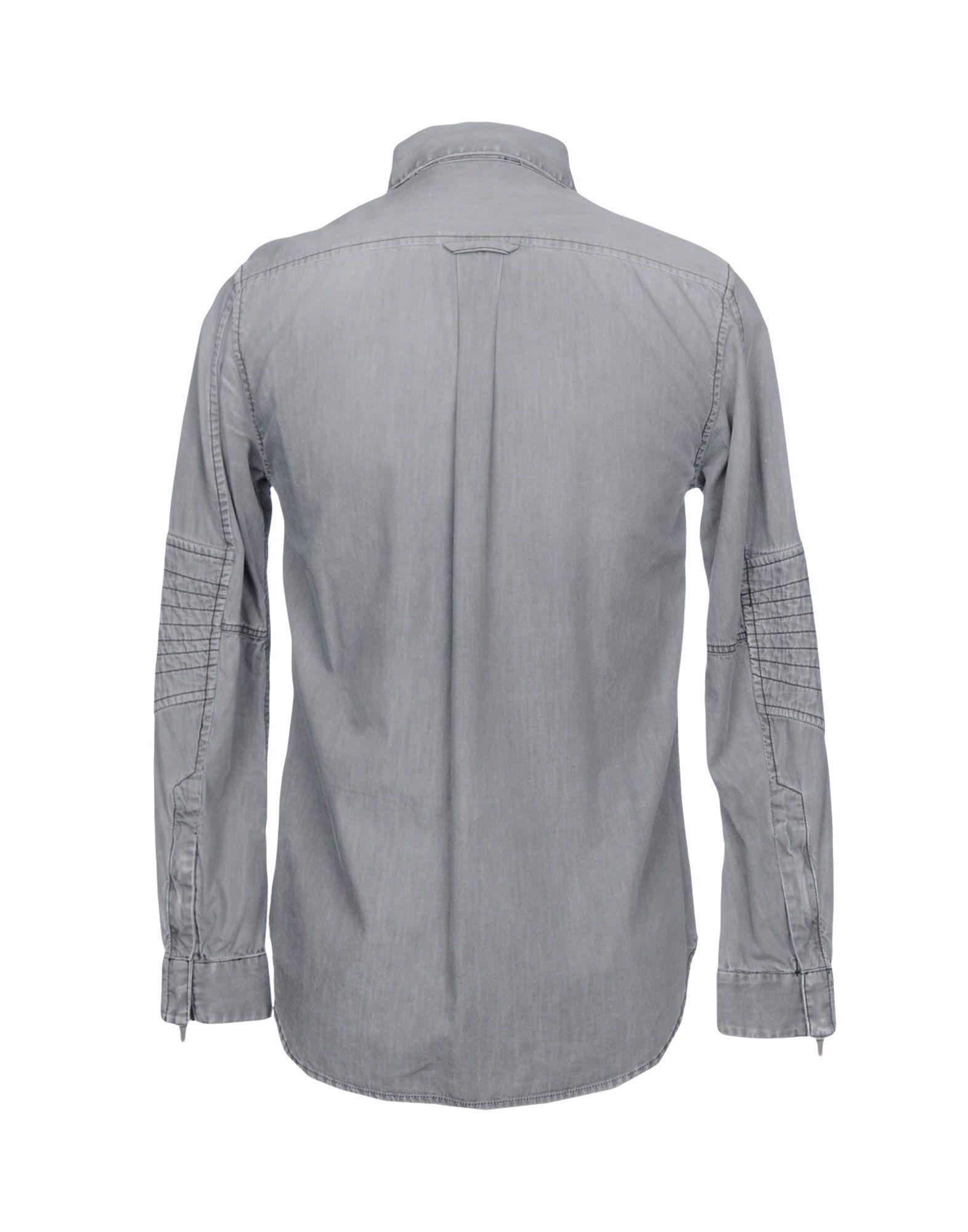 Camicia Jeans Karl 38736536UO Lagerfeld Uomo - 38736536UO Karl 0109a8