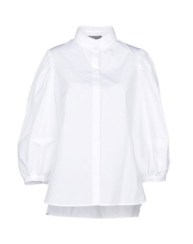 Alexander Mcqueen Solid Color Shirts & Blouses   Shirts D by Alexander Mcqueen