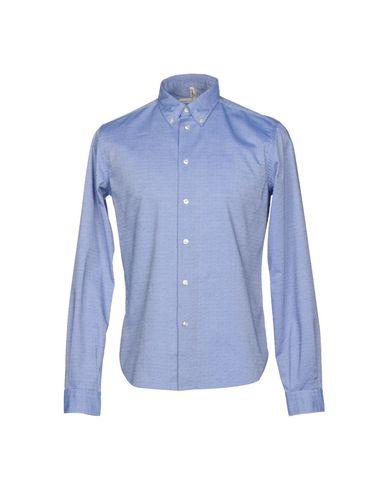 MICHAEL COAL Hemd mit Muster Fabrikpreis Verkauf Online-Shopping CdAPR8Rl