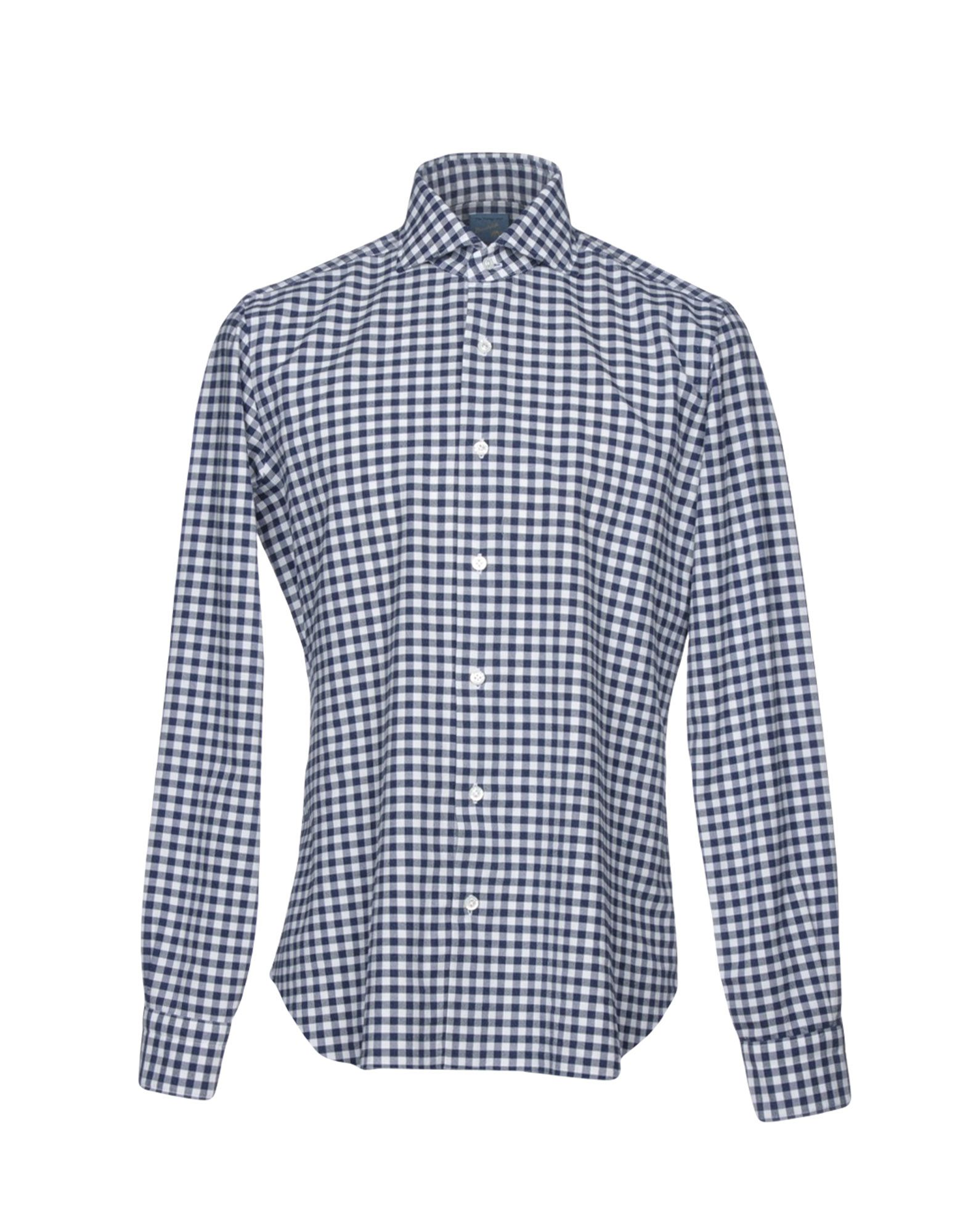 SOLD OUT         Camicia A Quadri Barba Napoli Uomo - Acquista online su