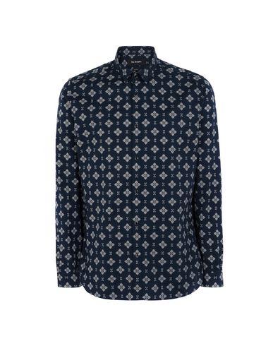 Classico Camicia Stampata Colletto The Kooples Motivo Con Una nAwCWZzq