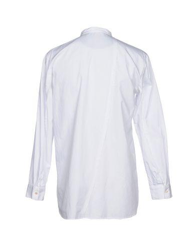 NOSTRASANTISSIMA Einfarbiges Hemd