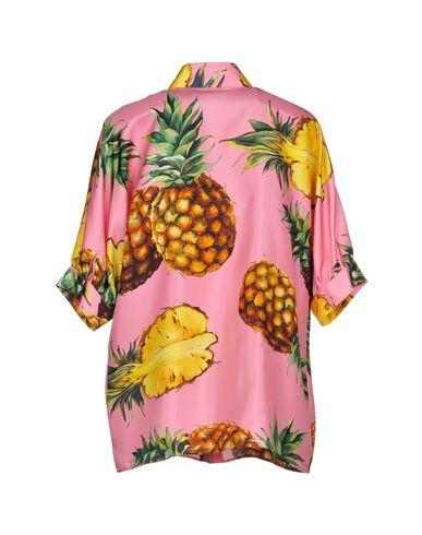 Rabatt-Shop DOLCE & GABBANA Hemden und Blusen aus Seide Angebote Günstigen Preis Spielraum Vorbestellung Mit Mastercard Online-Verkauf hRrmO5oUoq