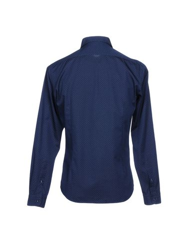 MICHAEL COAL Hemd mit Muster Billige Neue Stile Rabatt Bester Verkauf Erkunden Online Bestes Geschäft Zu Erhalten Online-Verkauf 524SDzk4OJ