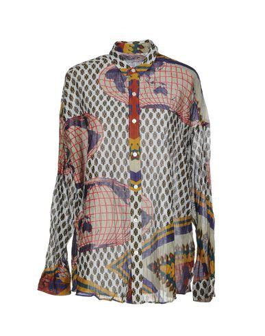 klaring den billigste Kusa Kanmuri Camisas Y Blusas De Seda clearance 100% 2lBm73gC