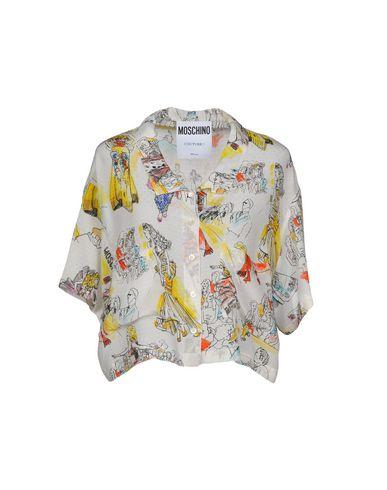 MOSCHINO Camisas y blusas de seda