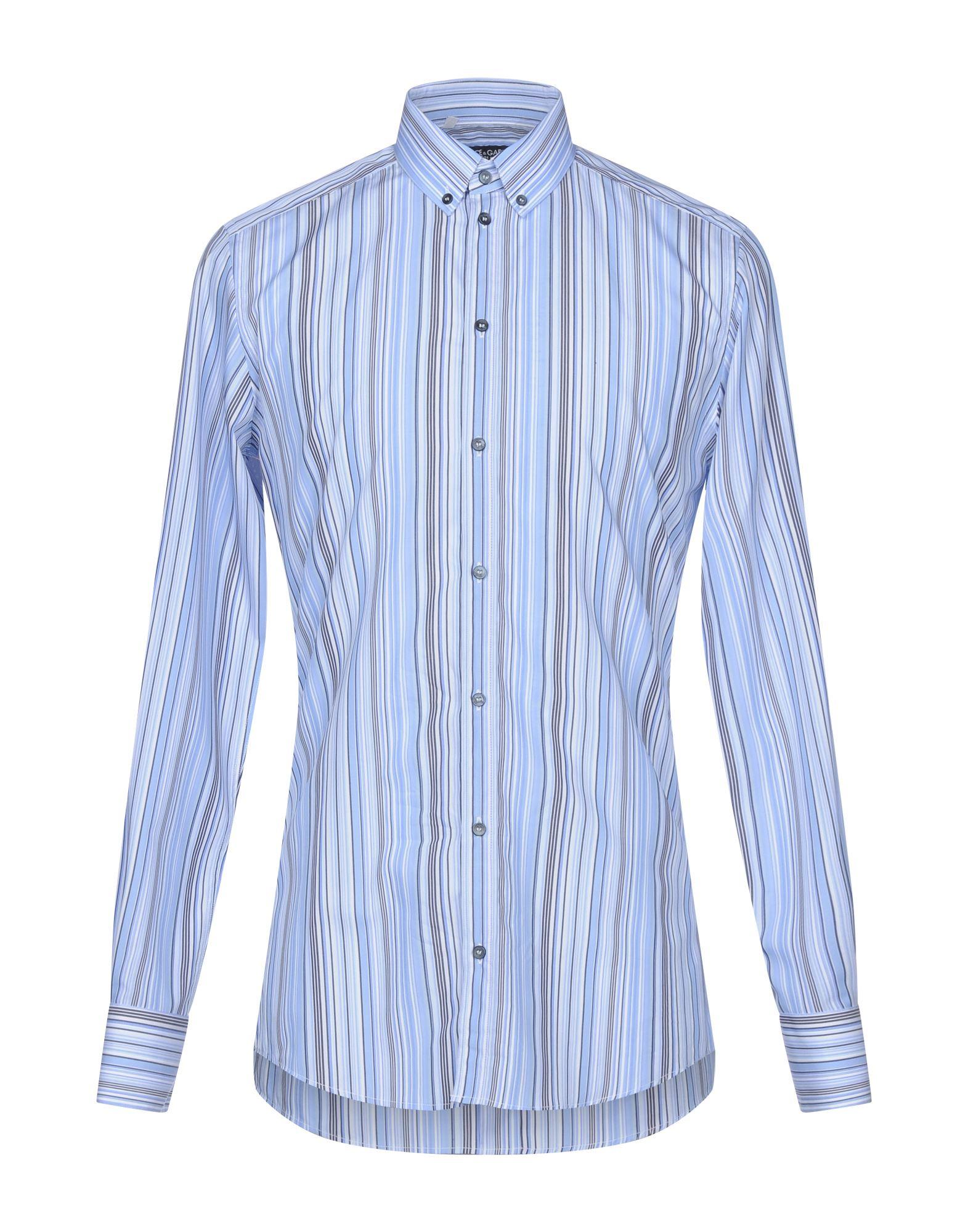Camicia A Righe Dolce & Gabbana Uomo - - Uomo 38737341TJ 784fa8