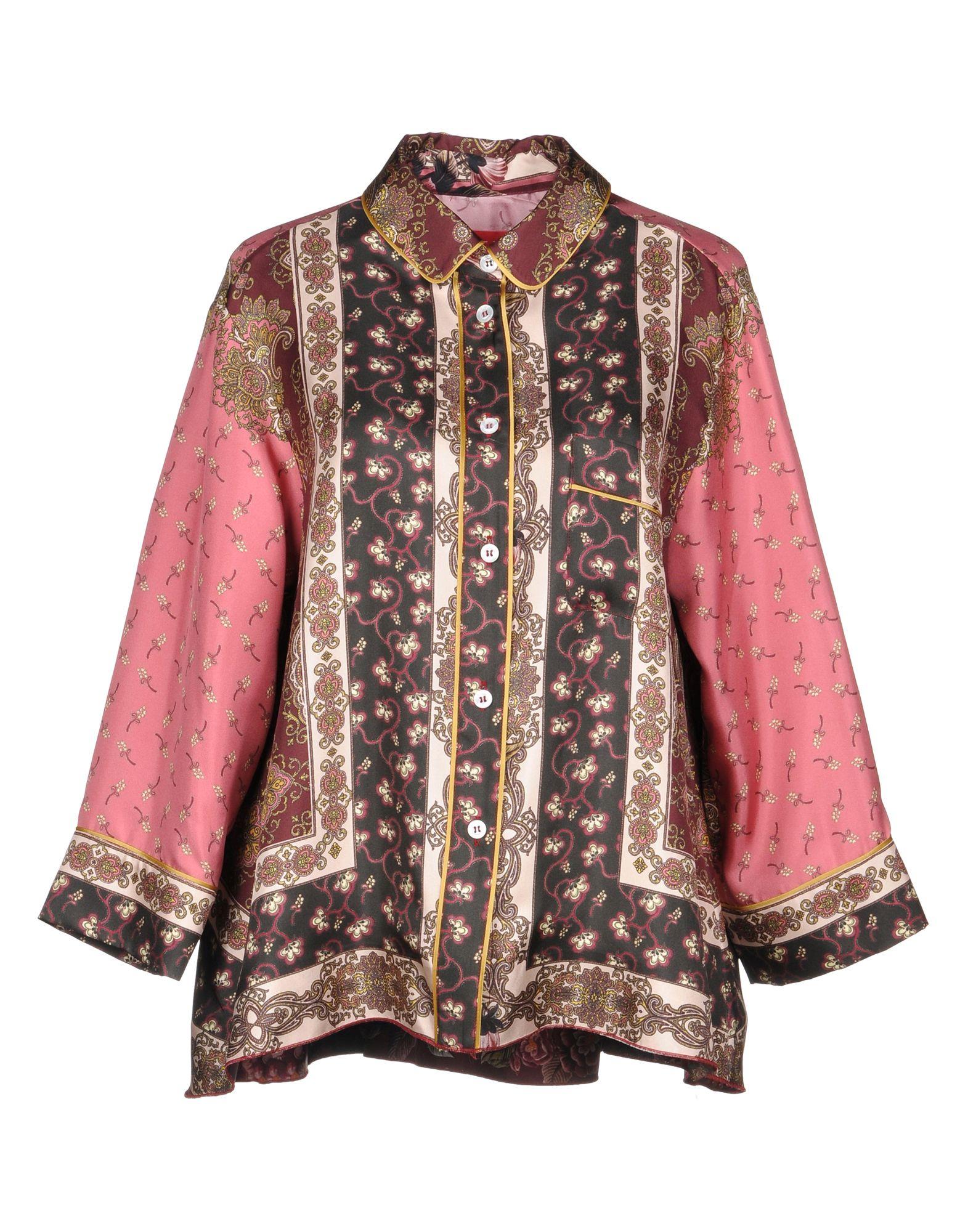 Camicie E Bluse A Fiori F.R.S. For Restless Sleepers Donna - Acquista online su VOPuscx