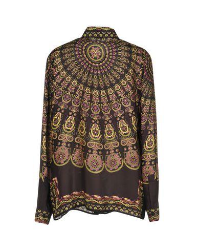 VERSACE COLLECTION Camisas y blusas de seda