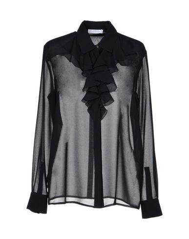 Chemises Et Chemisiers De Couleur Unie Versace Collection Femme ... 93a8c44662a