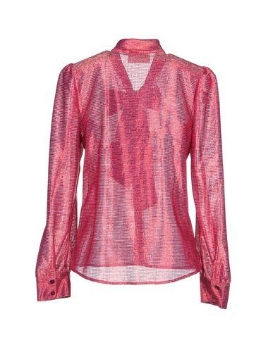 VICOLO Camisas y blusas con lazo