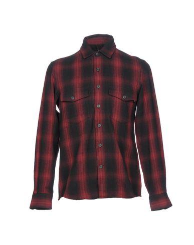 MARCELO BURLON - Checked shirt