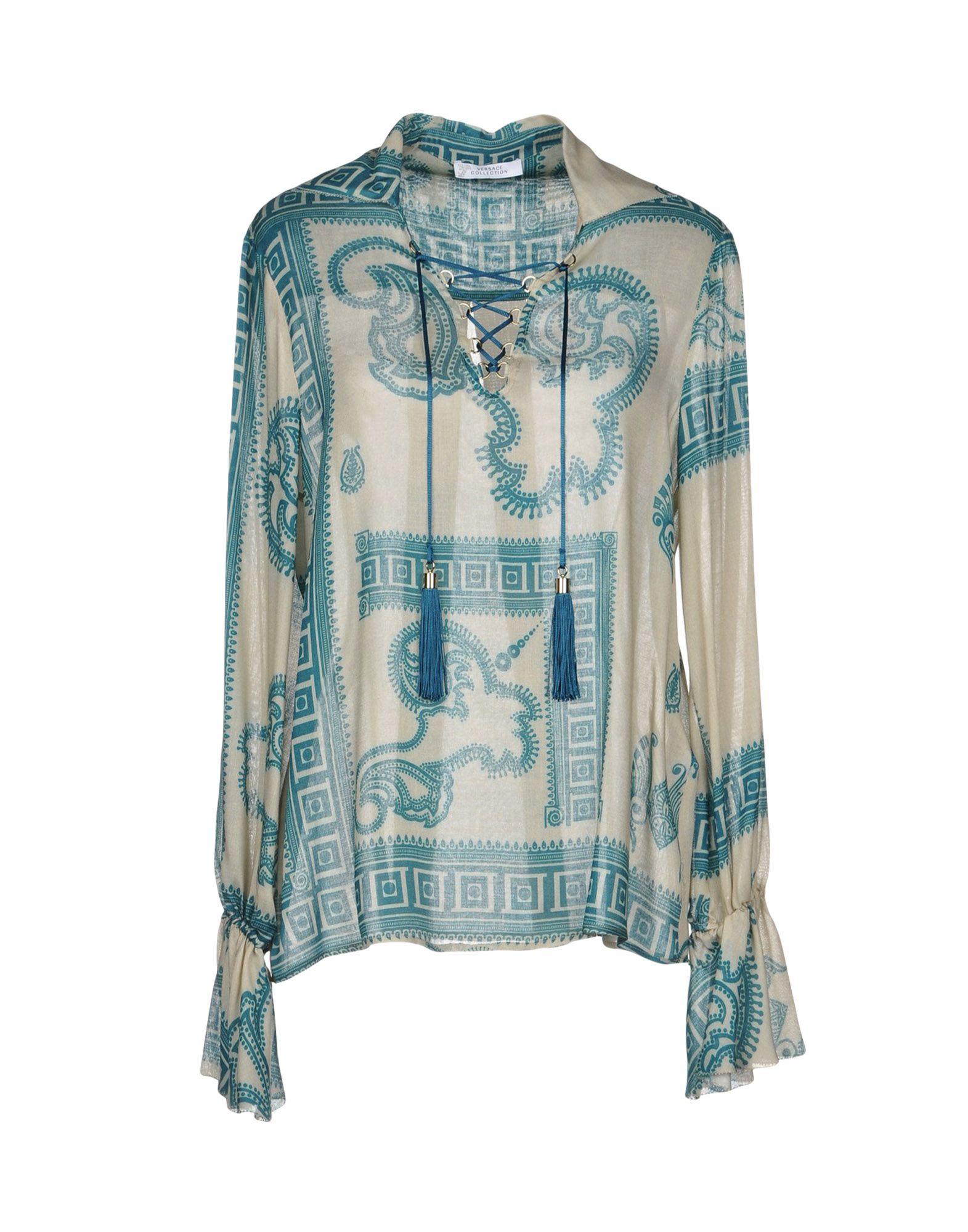 Blusa Versace Collection Donna - Acquista online su ClaSHQM