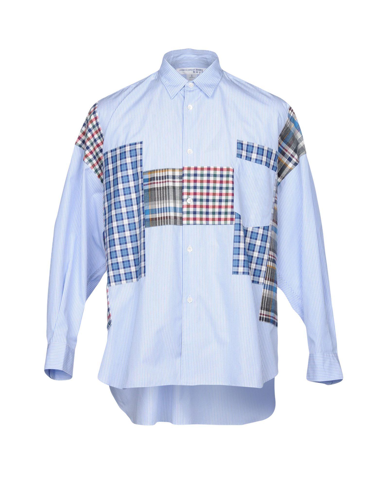 Camicia Fantasia Comme Des Garçons Shirt Donna - Acquista online su