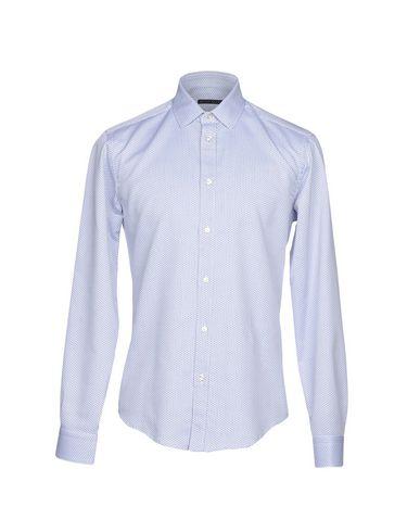 Brian Trykt Skjorte Daler kjøpe billig falske hBPkg