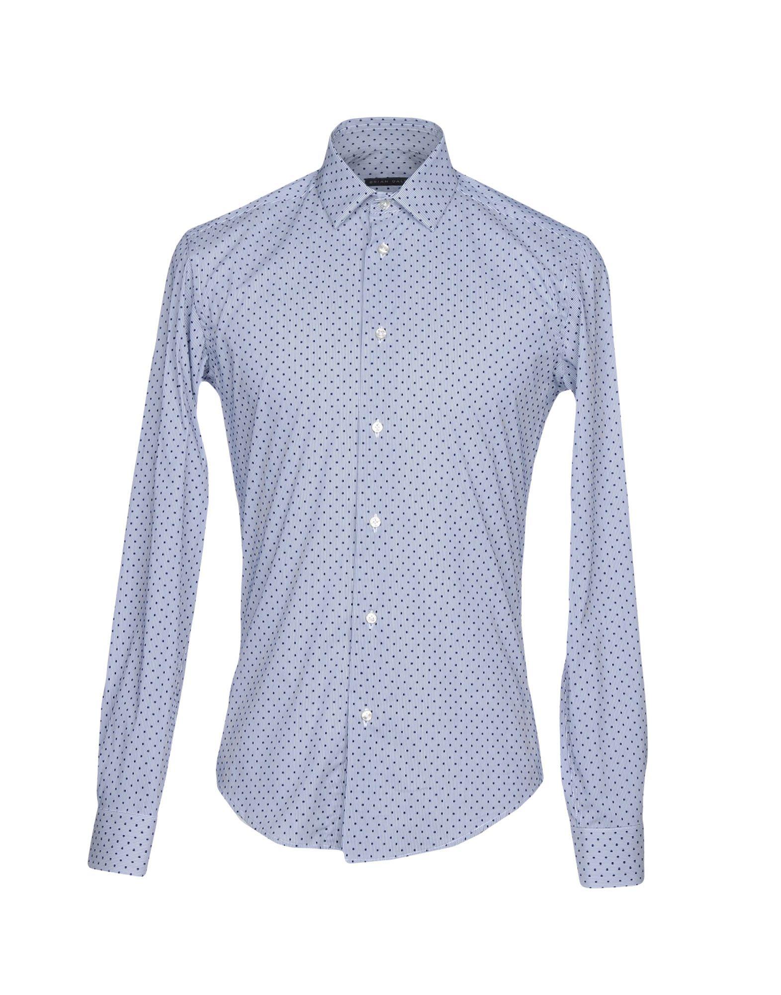 Camicia A Righe Brian Dales Donna - Acquista online su