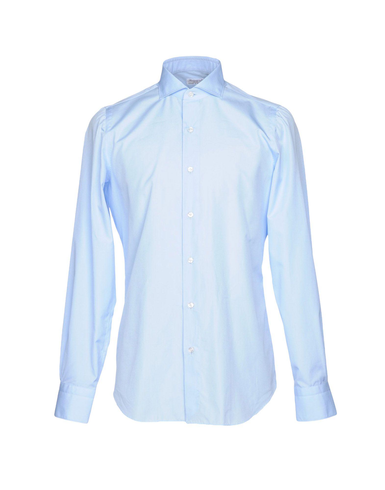 Camicia Tinta Unita Finamore 1925 Donna - Acquista online su
