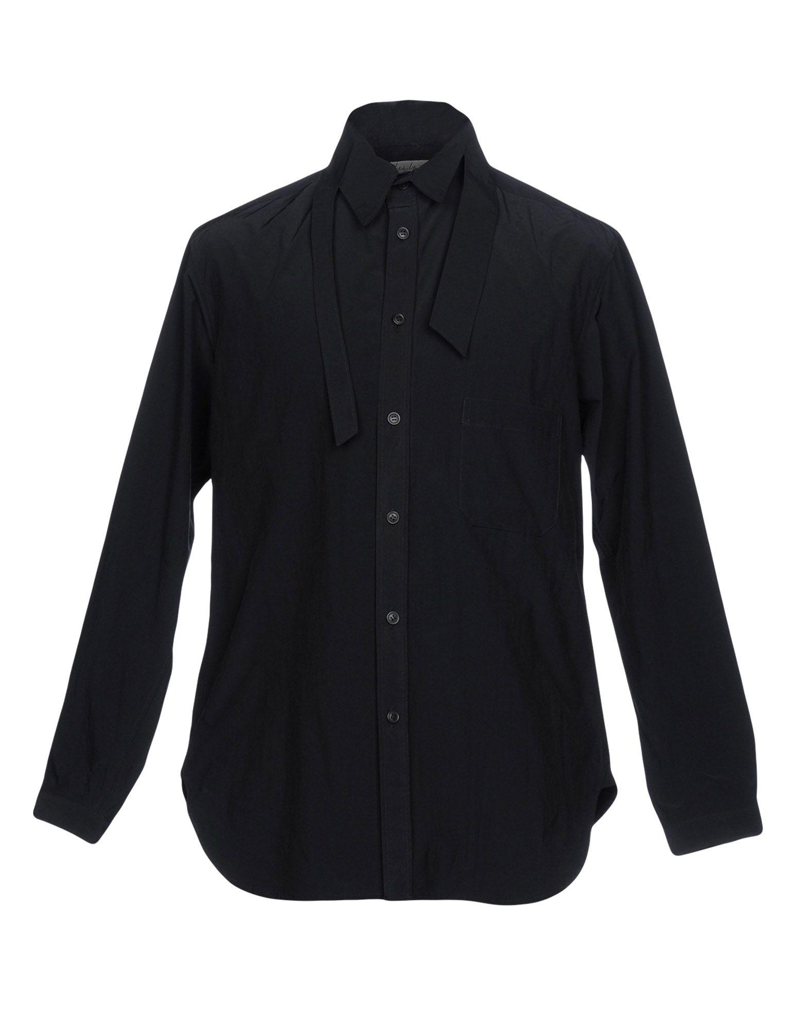 Camicia Tinta Unita Yohji Yamamoto Pour Homme Donna - Acquista online su