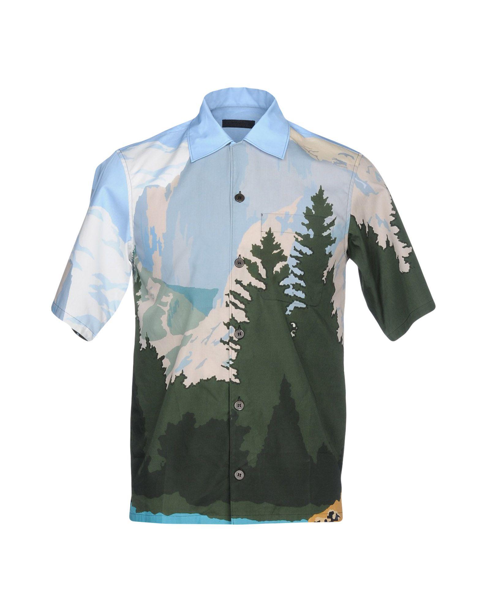 Camicia Fantasia Prada Donna - Acquista online su