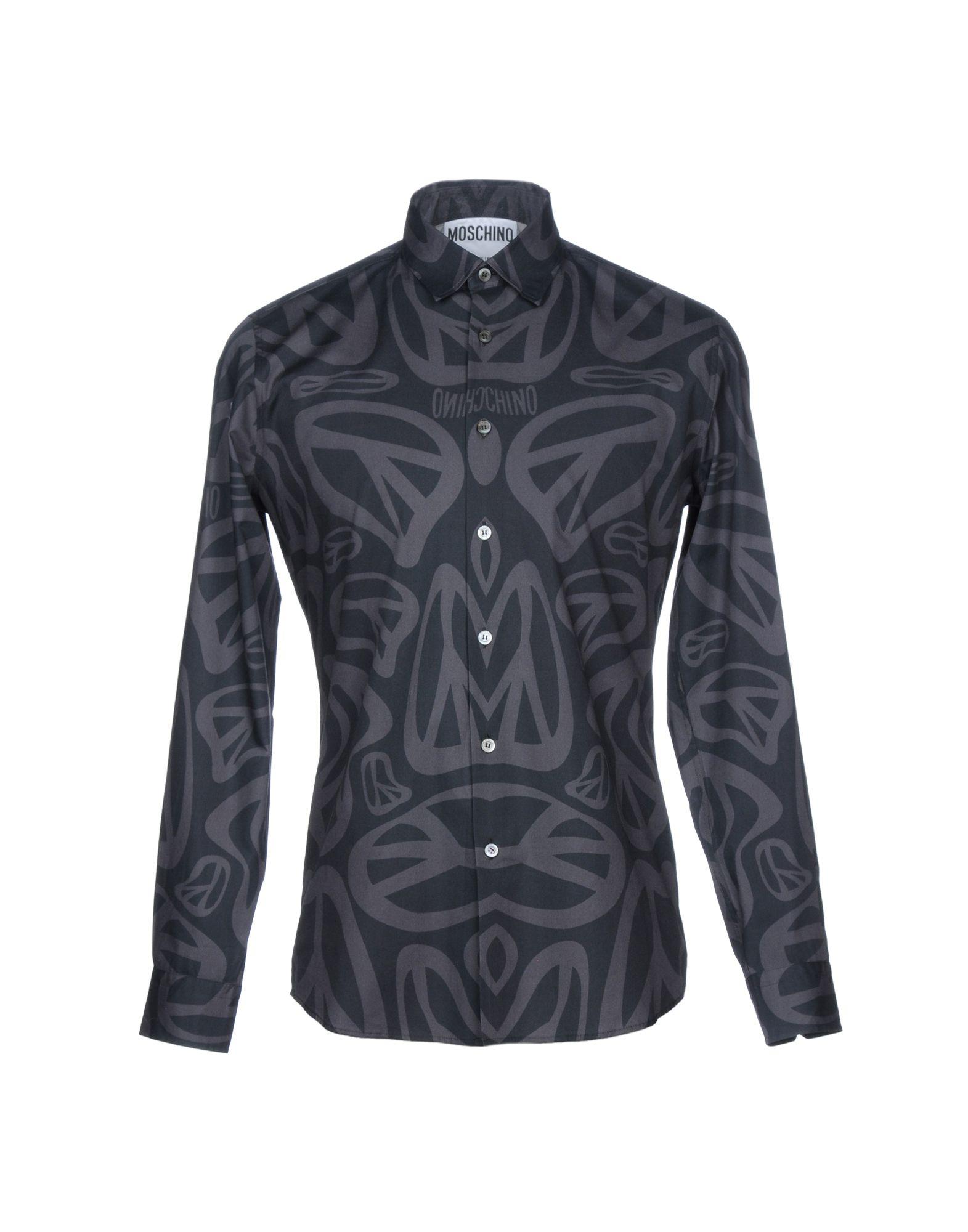 Camicia Fantasia Moschino Uomo - Acquista online su