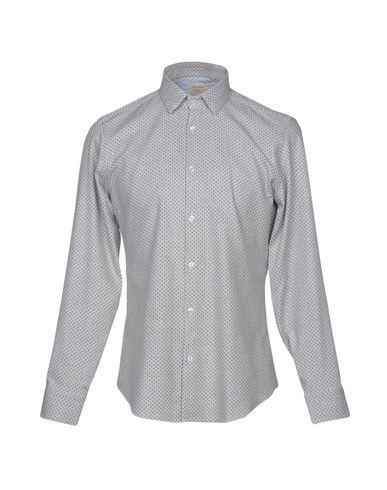 Michael Kull Trykt Skjorte med kredittkort klaring beste salg billig geniue forhandler lagre billig pris h21H7