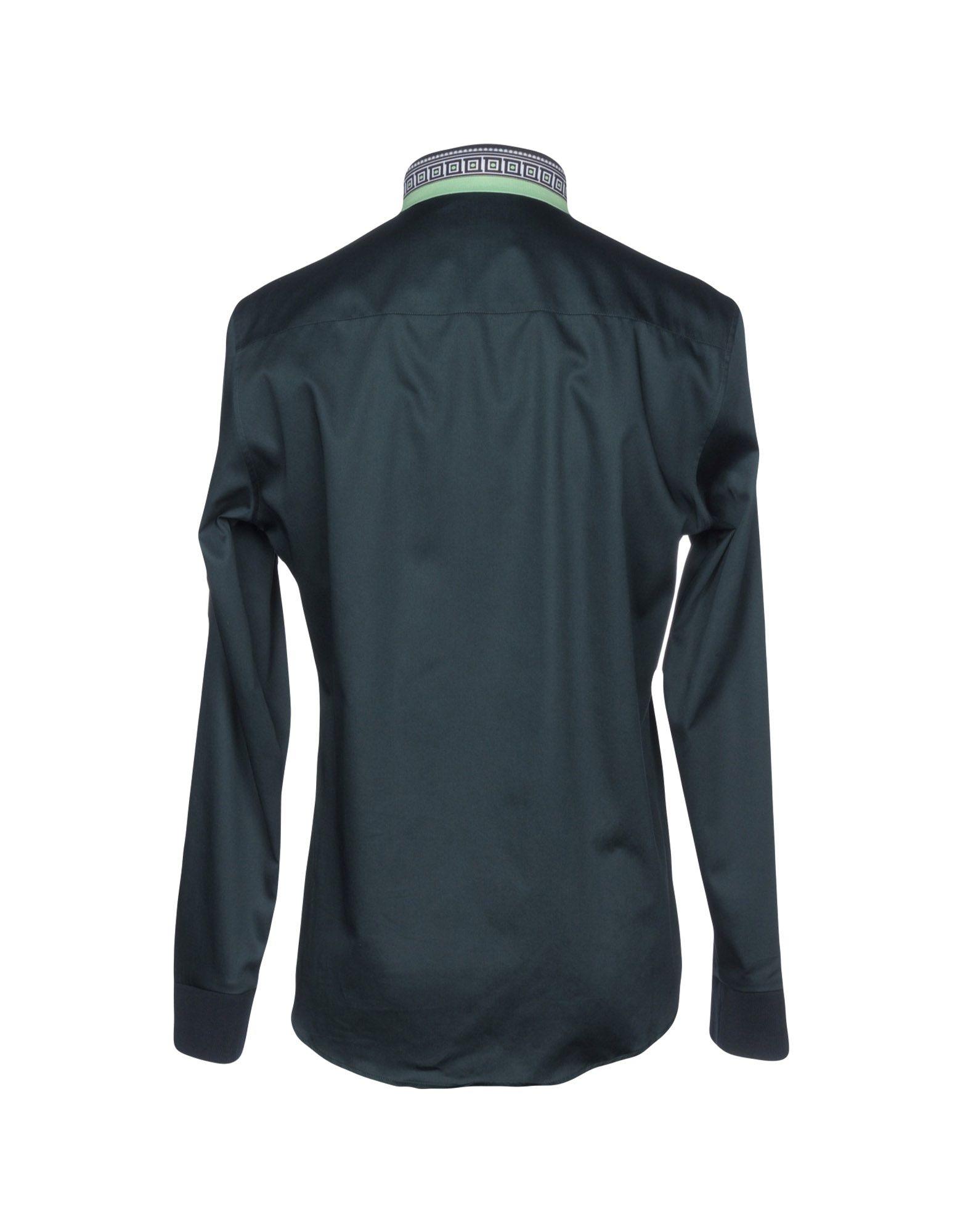 Camicia Tinta Unita Versace Collection Uomo 38738020HC - 38738020HC Uomo 2b0dcb