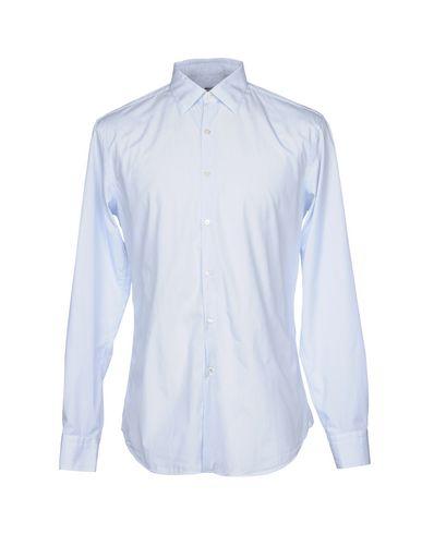 Alessandro Gherardi Stripete Skjorter salg footaction beste leverandør ren og klassisk A9j9XTlGKz