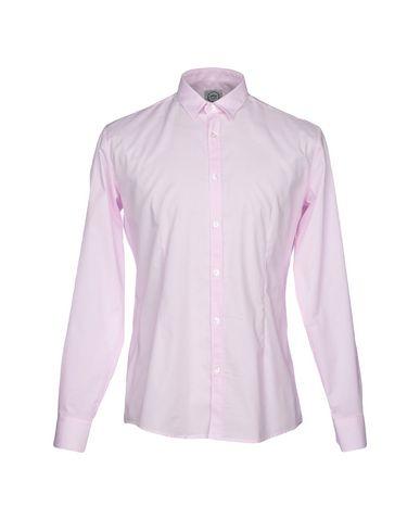 DANIELE ALESSANDRINI HOMME Camisa lisa