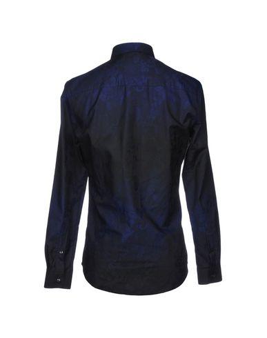 Versace Samling Trykt Skjorte billig leter etter Manchester lagre billig pris salgbar for salg R5Nbxm9n