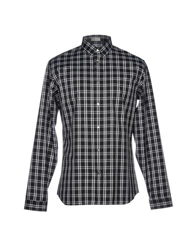 DIOR HOMME - Checked shirt
