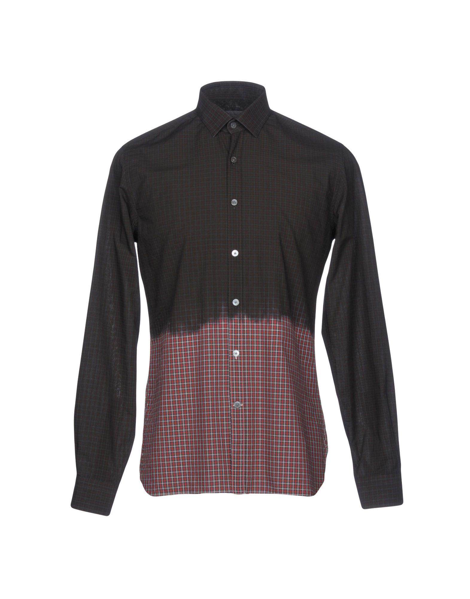 Camicia A Quadri Lanvin Donna - Acquista online su