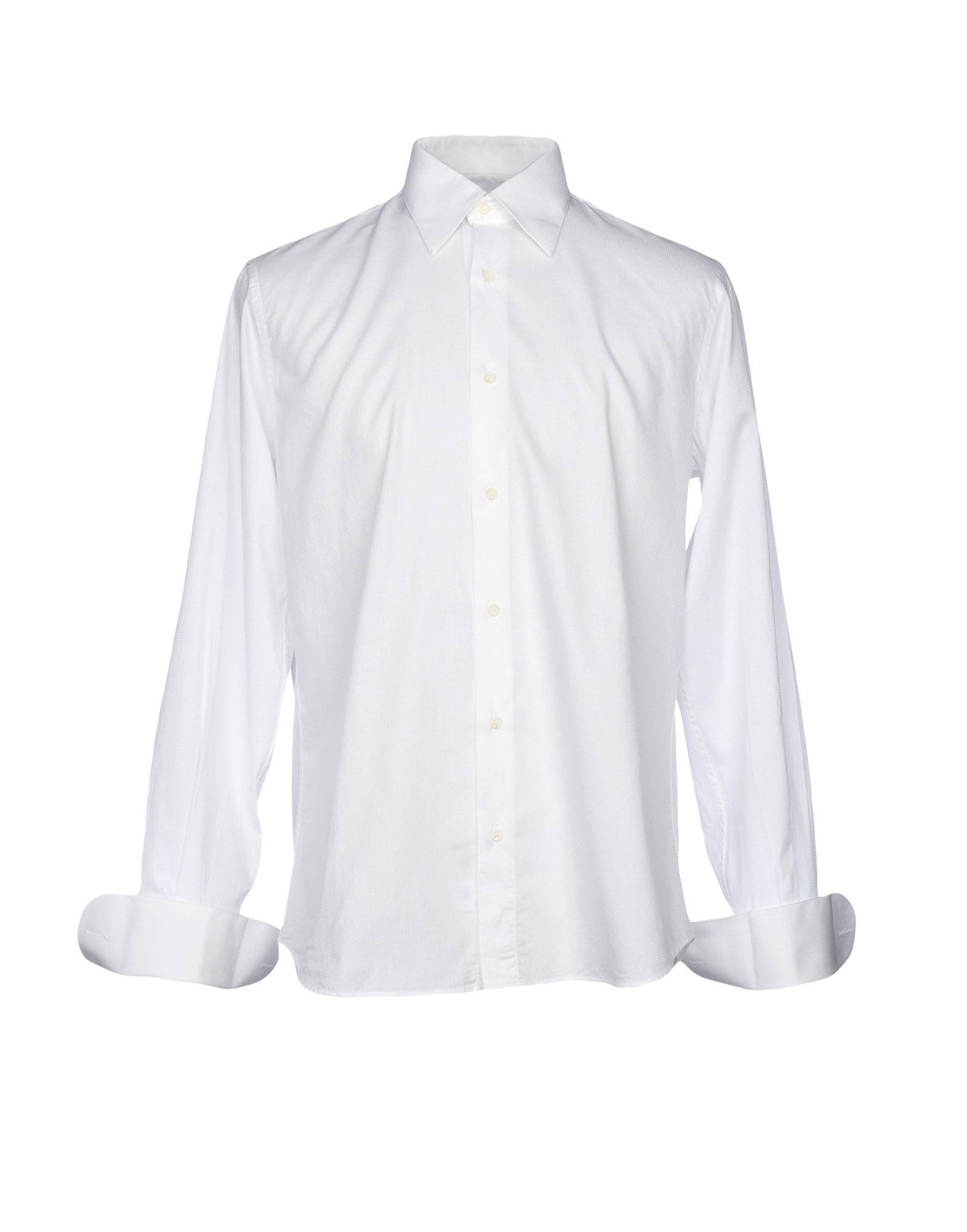 Camicia Tinta Unita Gianmarco Gianmarco Unita Bonaga Uomo - 38738590IQ 504102